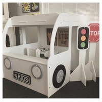 CAR THEMED INDOOR CUBBY HOUSE