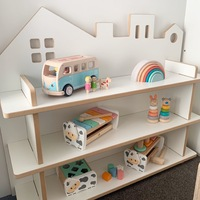 CITY THEMED BOOKCASE