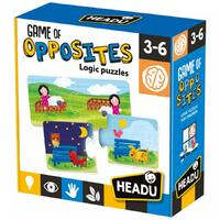 Game of Opposites Puzzle