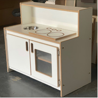 MODERN PLAY KITCHEN