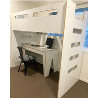 LOFT BED - Single size top bed only