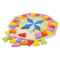 Large Octagon Puzzle 72pc