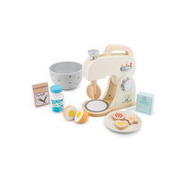 Wooden Baking Set - White