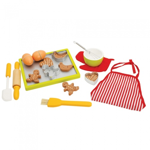 BAKING SET - PRETEND PLAY